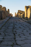 Pompeii, Italie photos libres de droits