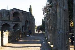 Pompeii, Italie photo libre de droits