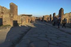Pompeii, Italie photographie stock