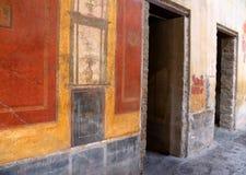 Pompeii, Italie : fresque images stock