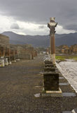 Pompeii, Italy Royalty Free Stock Photography