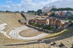 Pompeii, Italy imagens de stock