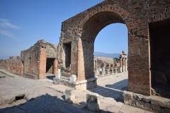 Pompeii - Italy Royalty Free Stock Images