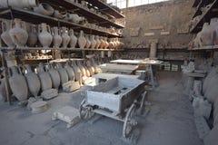 Pompeii - Italy Royalty Free Stock Image