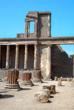 Pompeii, Italy. Royalty Free Stock Photography