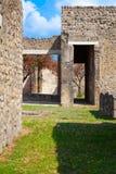 Pompeii, Italy. Stock Photography