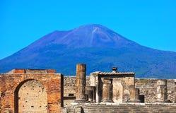 Pompeii Stock Image