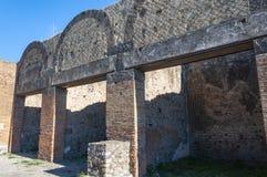 Pompeii, o melhor local arqueol?gico preservado no mundo, It?lia foto de stock