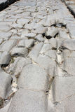 Pompeii road Stock Photography