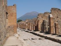 Pompeii Stock Photography