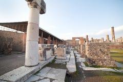 Pompeii ruins. Stock Images