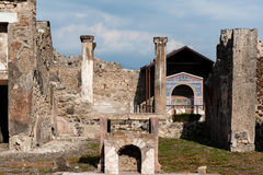 Pompeii Ruins 2 Royalty Free Stock Images