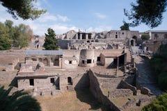 Pompeii Ruins 1 Stock Image