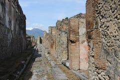 Pompeii Ruins Stock Photos
