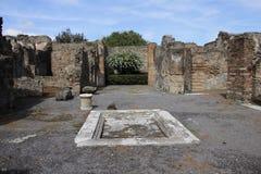 Pompeii Ruins Stock Images