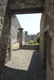 Pompeii ruins, Italy Stock Images