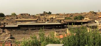 pompeii ruiny Fotografia Stock
