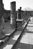 Pompeii Statue Stock Image