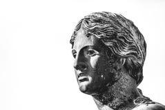 Pompeii. Statue of Apollo Royalty Free Stock Photo
