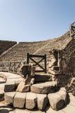 Pompeii Theater Stock Image