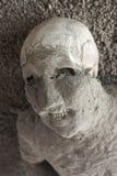Pompeii Victim Stock Image