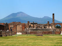 Pompeii Royalty Free Stock Photos