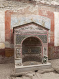 Pompeii villa Royalty Free Stock Images