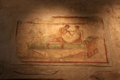 Pompeji Lizenzfreies Stockbild