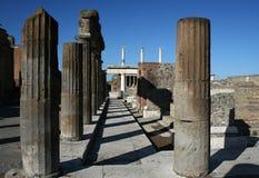 Pompeji Lizenzfreies Stockfoto