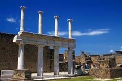 Pompeji Stockbild