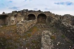 Pompeji 10 Lizenzfreies Stockfoto