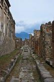 Pompeji 4 Stockfoto