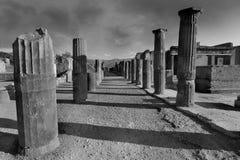 Pompeji Stockfoto
