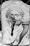 pompeji alter römischer Brunnen in der Straße Lizenzfreies Stockbild