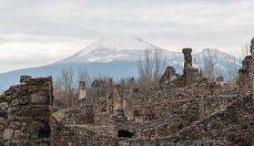 Pompeji, Italien Stockfoto