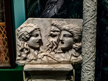 Pompeji am ROM lizenzfreie stockbilder