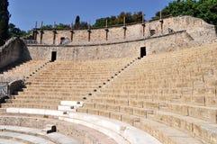 Pompeji-Ruinen Lizenzfreie Stockfotos