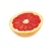 Pompelmo rosso fotografia stock