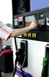 Pompend Gas (2) Stock Foto