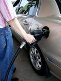 Pompend Gas (3) Royalty-vrije Stock Afbeeldingen