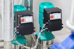 Pompes à eau Image stock