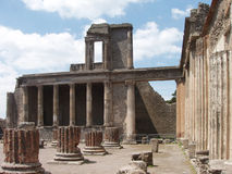 Pompeya Imagen de archivo