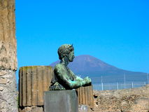 Pompeya Imagenes de archivo