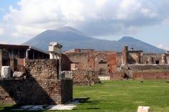 Pompeya Imágenes de archivo libres de regalías