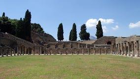Pompeya Foto de archivo libre de regalías