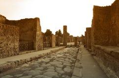 Pompeya Fotos de archivo
