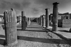 Pompeya Foto de archivo