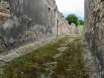 Pompeya Italia Foto de archivo libre de regalías