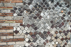 Pompeya Italia Fotografía de archivo