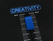 Pompez vers le haut la créativité Images stock